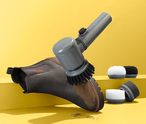 Elektromos cipőtisztító kefe