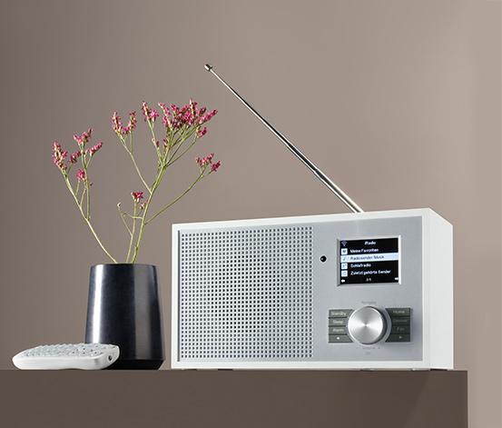 Radio internetowe WLAN z kolorowym wyświetlaczem