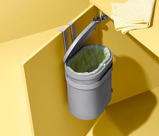 Tür-Abfallbehälter