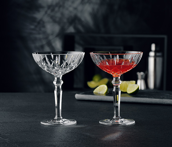 Nachtmann »Noblesse«, Cocktailschalen-Set, 2er