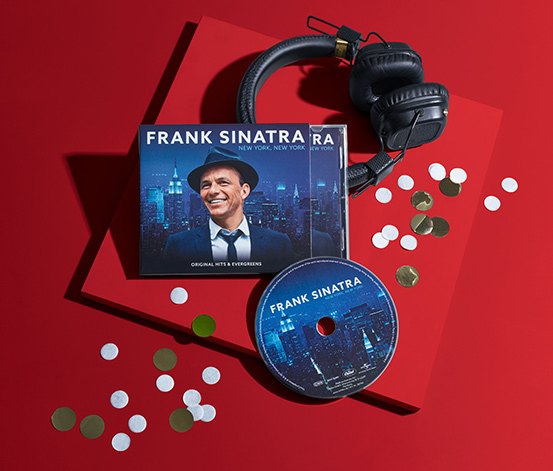 CD Frank Sinatra »New York, New York«