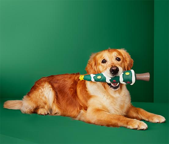 Köpek Oyuncağı,Yılbaşı Ağacı