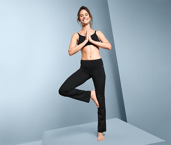 Modelujące, damskie spodnie sportowe