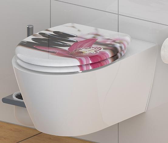SCHÜTTE-Duroplast-WC-Sitz »WELLYNESS«