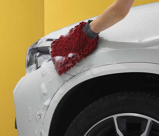 Auto-Waschhandschuh