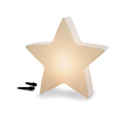 Solar-Outdoor-Leuchte »Stern«