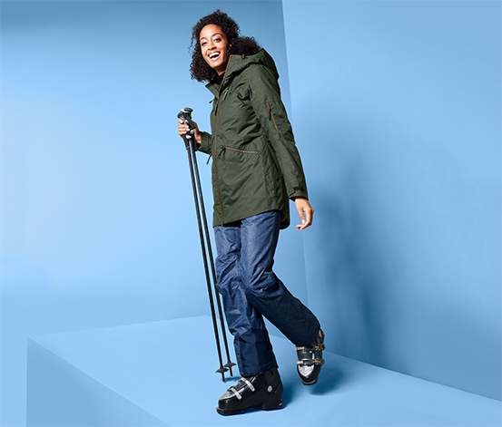 Skid-/snowboardjacka