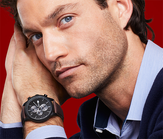 Herren-Armbanduhr »Chronograph«