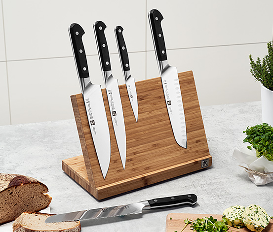 ZWILLING® Pro 3-teiliges Messerset