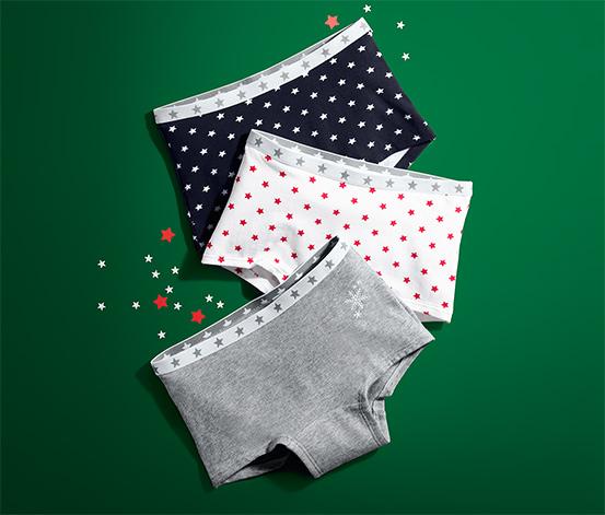 Kalhotky, 3 ks