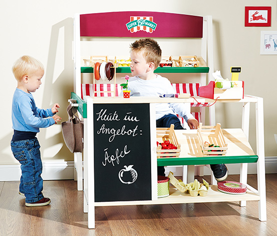 Pinolino-Marktstand »Super-Bio-Markt«