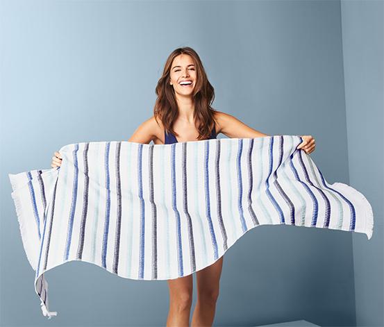 Hamamhåndklæde