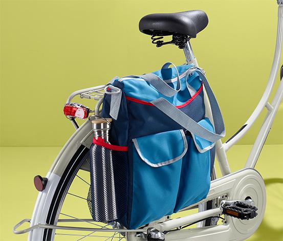 Bisiklet ve Omuz Çantası