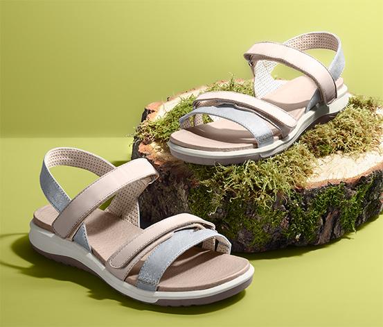 Trekkingové sandály