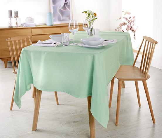 Żakardowy obrus na stół dla 10 osób
