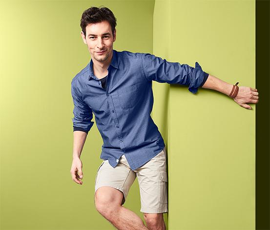 Koszula męska z batystu