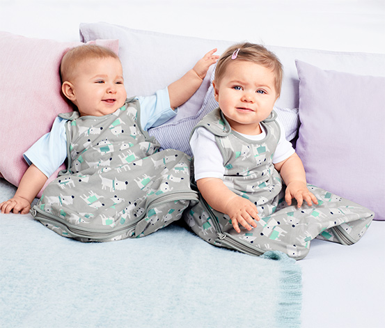 Letní spací pytel pro malé děti