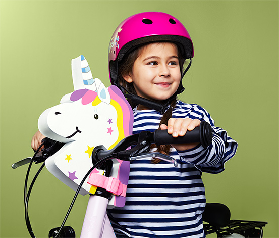 Çocuk Bisikleti Başlığı »Unicorn«