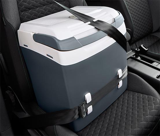 Veľký chladiaci box do auta