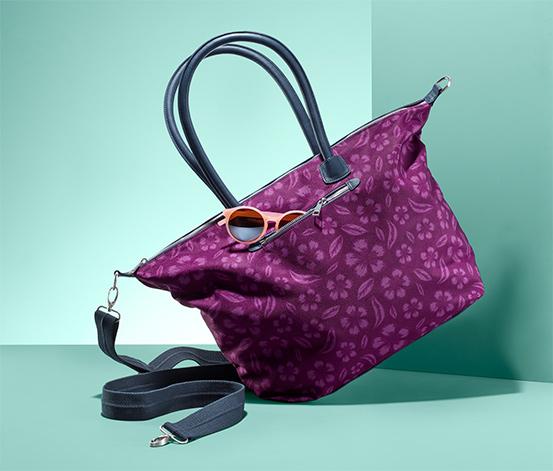 Bezpečnostní nákupní taška