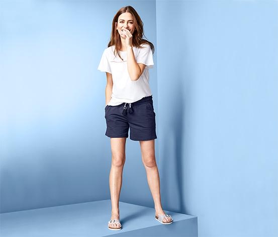 Női jersey rövidnadrág