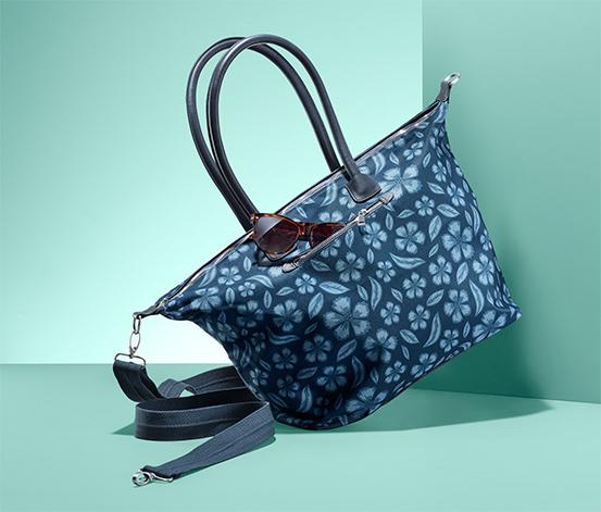 Bezpečnostná nákupná taška