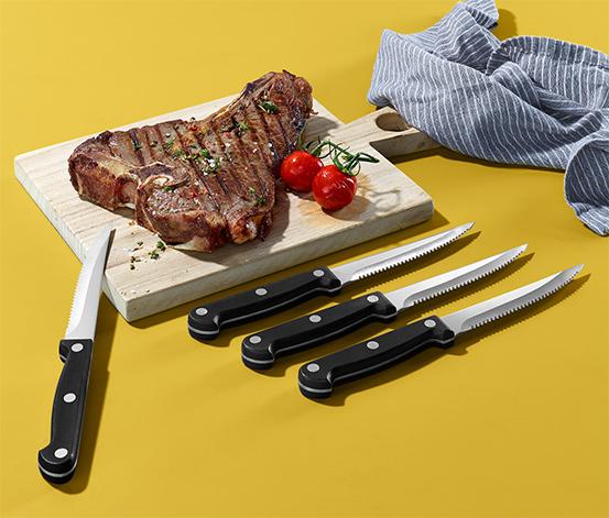 4 Steakmesser