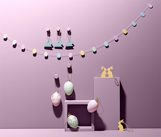 Húsvéti díszítő készlet, 11 darabos