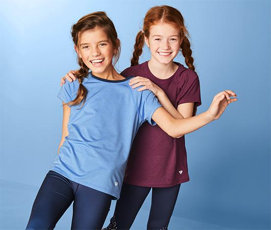 2 t-shirts fonctionnels