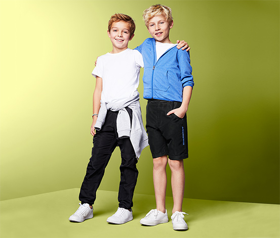 Funkčné nohavice 2 v 1