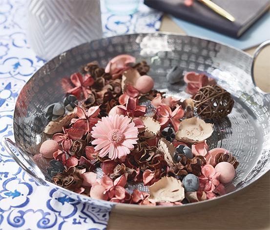Suszki zapachowe z kwiatów i liści