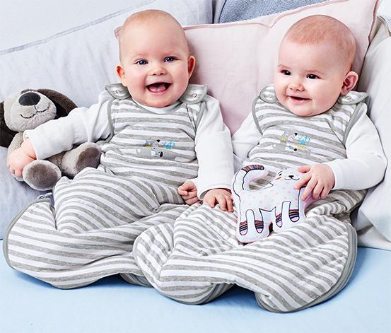 Baby-sovpåse, vadderad