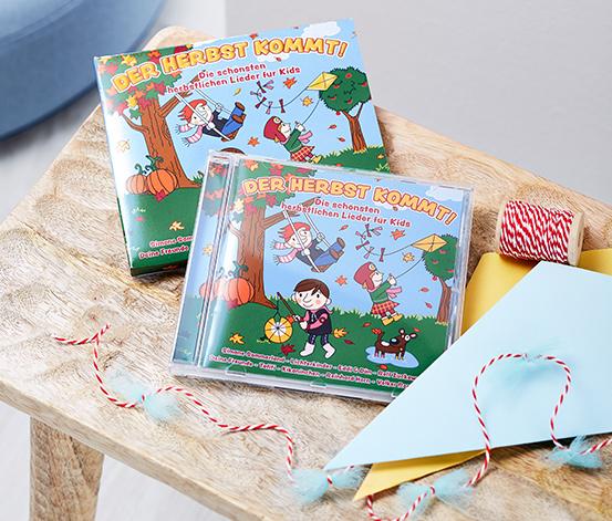 CD »Der Herbst kommt!«