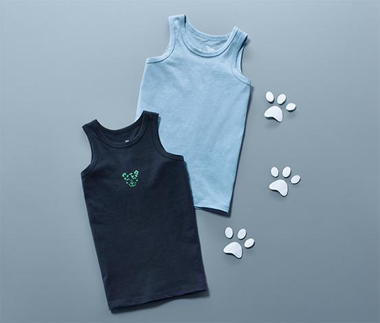 Tchibo Baumwoll-Unterhemden