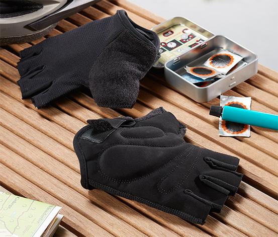 Cyklistické gelové rukavice