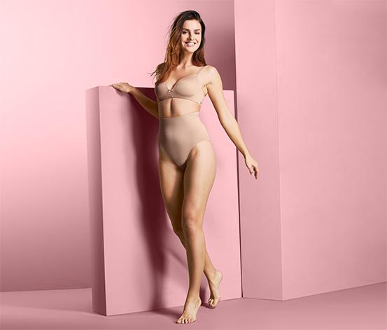 Női alakformáló alsó, testszínű