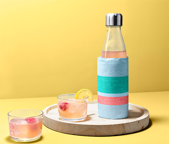 Flaschen-Kühlmanschette