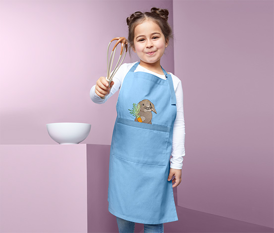 Detská kuchynská zástera