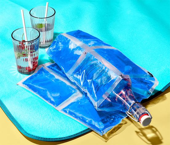 Żelowy wkład chłodzący XL do toreb-lodówek