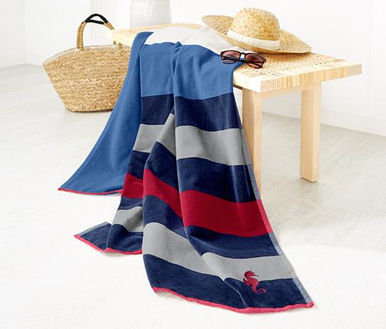 XL plážový uterák s taškou