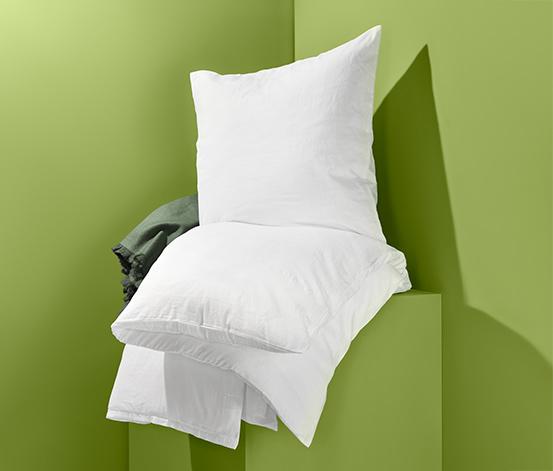 Halbleinen-Bettwäsche, Übergröße