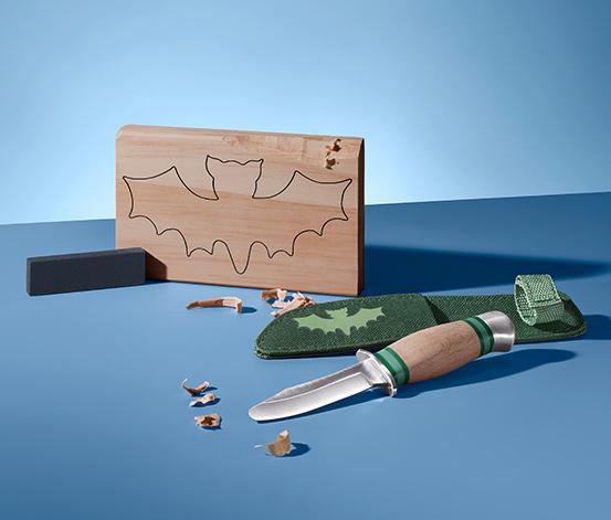 Súprava s nožom na vyrezávanie