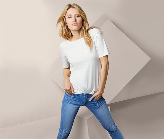 T-shirt à demi-manches