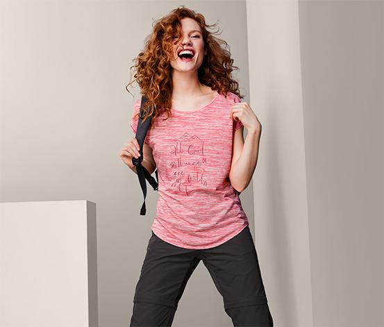 Damska koszulka funkcyjna