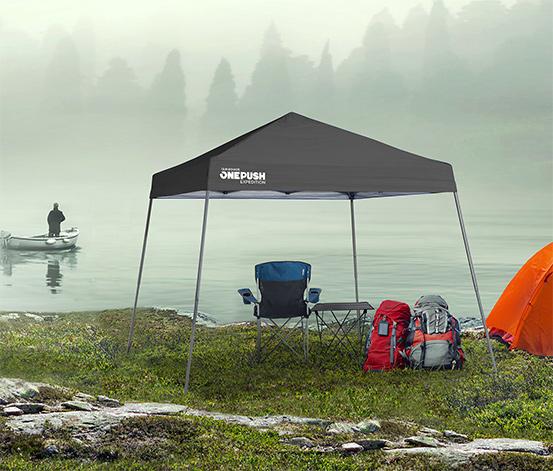 Shelterlogic-Camping-Faltpavillon »One-Push«