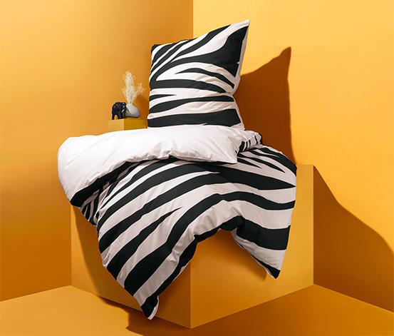 Parure de lit en percale, taille normale