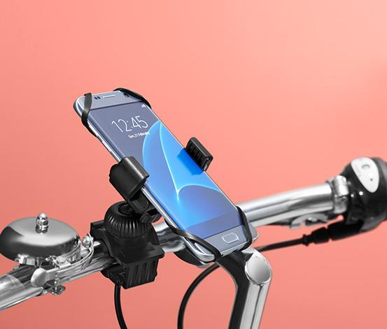 Držiak na smartfón na bicykel