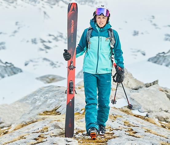 High-End-Skijacke »PYUA«