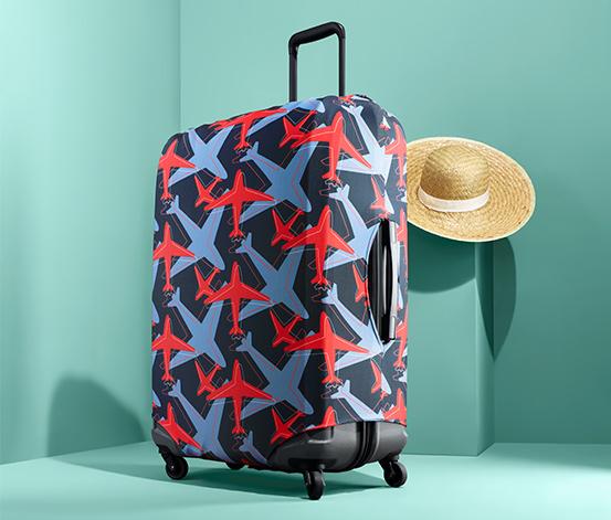 Tchibo Koffer-Schutzhülle