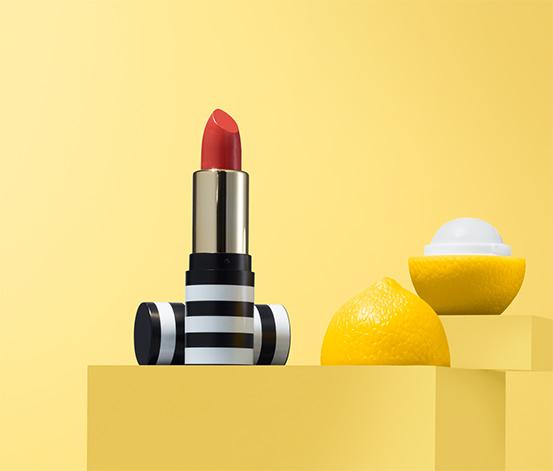 Lippenpflege-Set »Scrub and Colour«